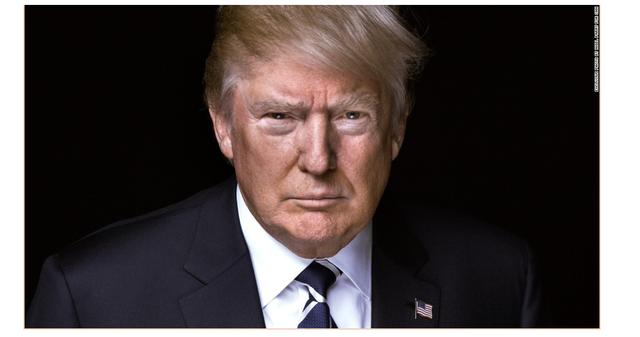 """Tổng thống Mỹ Donald Trump: """"Nghĩ lớn để thành công""""  - 1"""