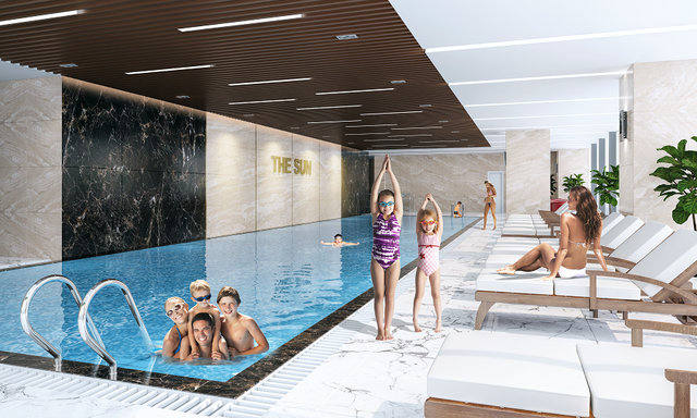 Sở hữu căn hộ 3 phòng ngủ cạnh The Manor chỉ với 900 triệu hút khách hàng đầu năm 2019 - 3
