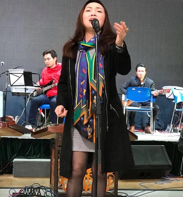 NSND Quang Thọ, Thái Bảo kể kỷ niệm khó quên khi biểu diễn ở Triều Tiên - 5