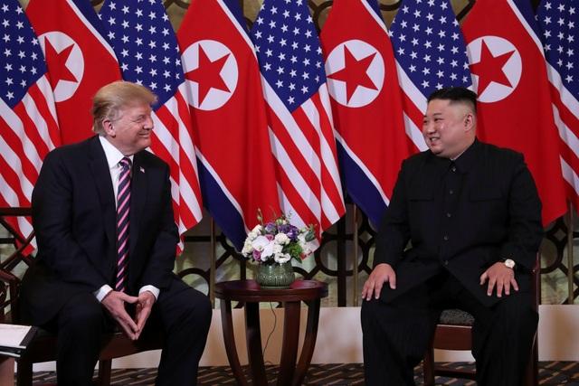 Tổng thống Trump - Chủ tịch Kim ăn tối tại Hà Nội, ca ngợi mối quan hệ tuyệt vời - 11
