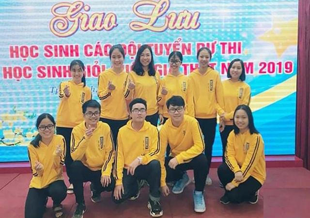 Vượt tự ti, cô học trò trường làng giành giải Nhì kỳ thi HSG quốc gia - 2