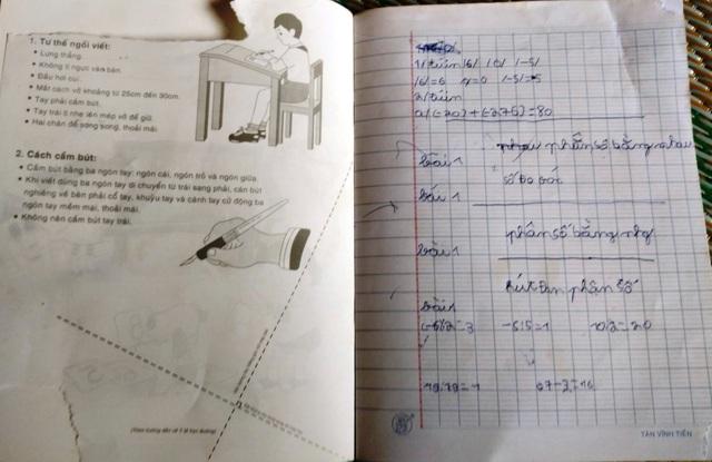 Học sinh lớp 6… đọc còn phải đánh vần - 2