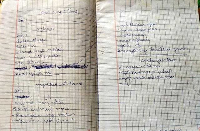 Học sinh lớp 6… đọc còn phải đánh vần - 1