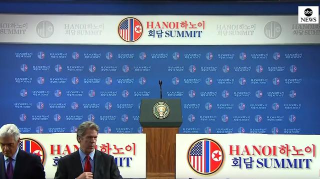 Ông Trump: Mỹ - Triều không đạt thỏa thuận vì bất đồng lệnh trừng phạt - 15