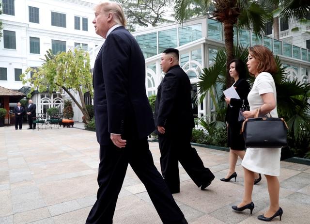 Ông Trump nói cuộc họp rất thành công, ông Kim tuyên bố sẵn sàng giải trừ hạt nhân - 9