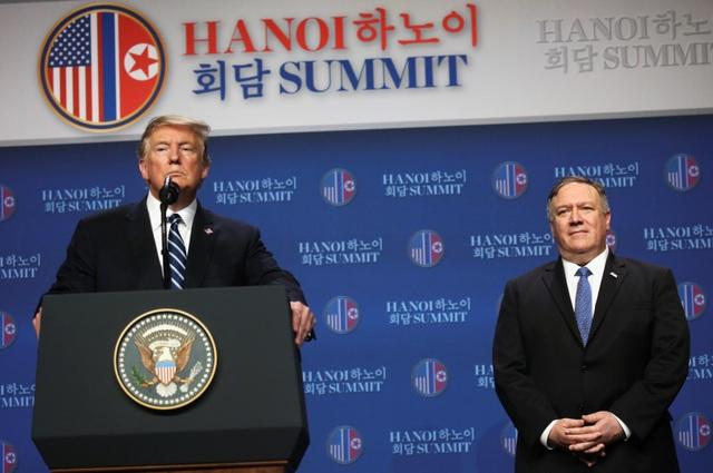 Ông Trump: Mỹ - Triều không đạt thỏa thuận vì bất đồng lệnh trừng phạt - 2