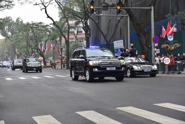 Tổng thống Mỹ và Chủ tịch Triều Tiên đến Metropole họp Hội nghị thượng đỉnh - 6