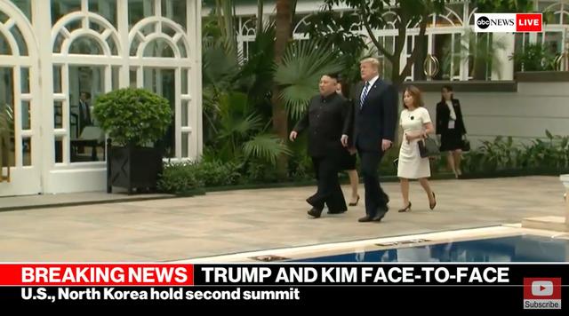 Ông Trump nói cuộc họp rất thành công, ông Kim tuyên bố sẵn sàng giải trừ hạt nhân - 24
