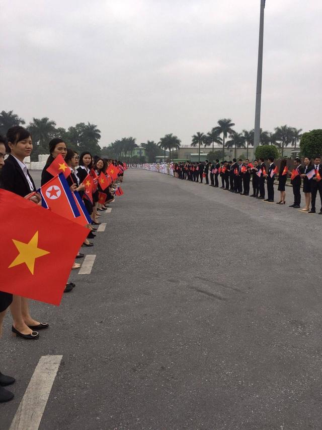 Kiểm tra an ninh tại khu công nghệ cao Hòa Lạc, chờ đón phái đoàn Triều Tiên - 9