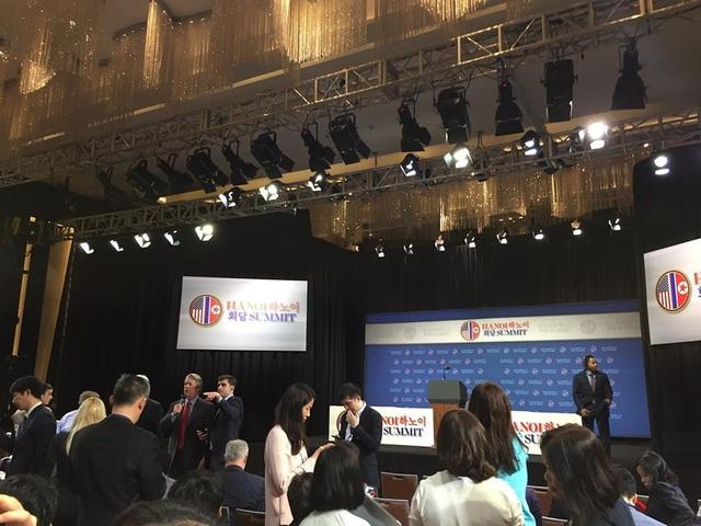 Ông Trump: Mỹ - Triều không đạt thỏa thuận vì bất đồng lệnh trừng phạt - 20