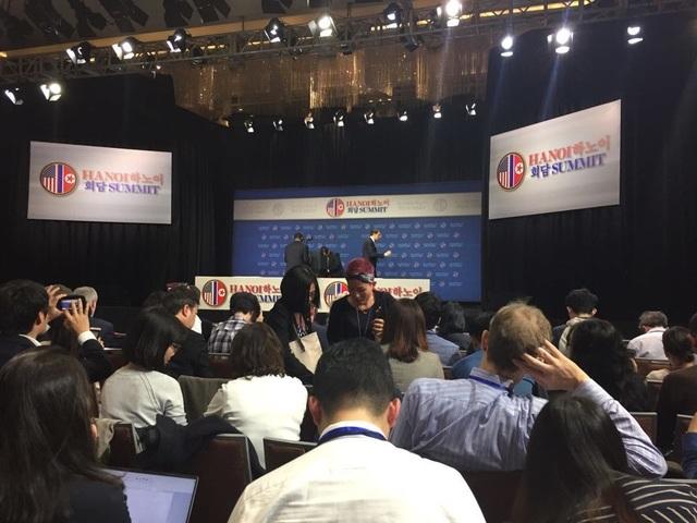 Ông Trump: Mỹ - Triều không đạt thỏa thuận vì bất đồng lệnh trừng phạt - 16