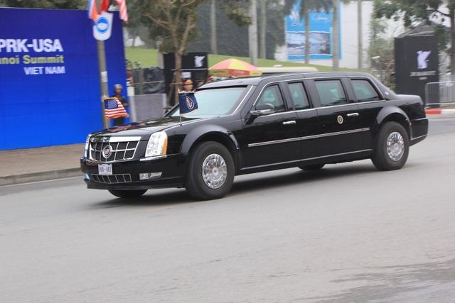 Tổng thống Mỹ và Chủ tịch Triều Tiên đến Metropole họp Hội nghị thượng đỉnh - 14