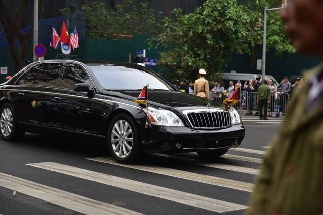 Tổng thống Mỹ và Chủ tịch Triều Tiên đến Metropole họp Hội nghị thượng đỉnh - 5