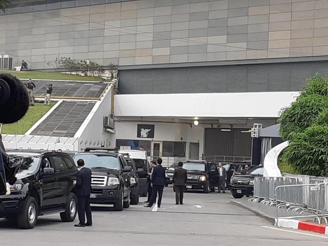 Tổng thống Donald Trump rời Hà Nội sớm hơn dự kiến gần 3 tiếng - 7
