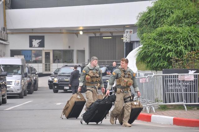 Tổng thống Donald Trump rời Hà Nội sớm hơn dự kiến gần 3 tiếng - 2