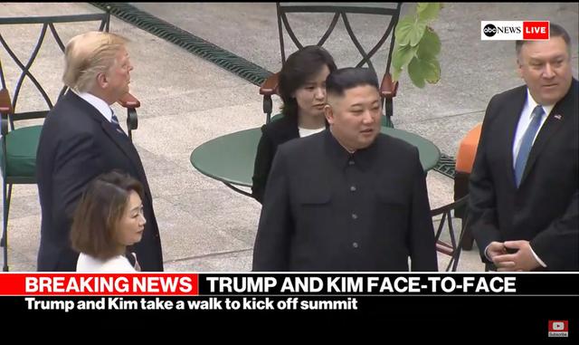 Ông Trump nói cuộc họp rất thành công, ông Kim tuyên bố sẵn sàng giải trừ hạt nhân - 18