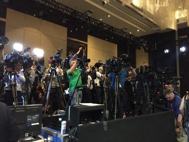 Ông Trump: Mỹ - Triều không đạt thỏa thuận vì bất đồng lệnh trừng phạt - 22