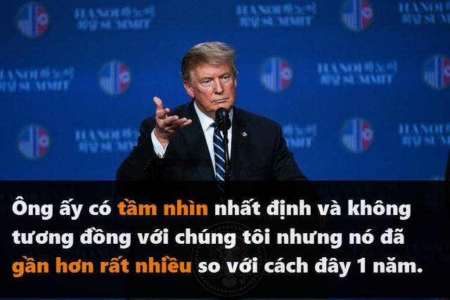 Những phát ngôn đáng chú ý của Tổng thống Trump tại thượng đỉnh ở Hà Nội - 7