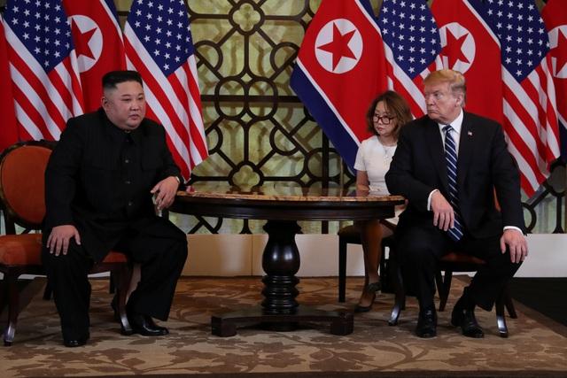 """Cuộc gặp như """"phim viễn tưởng"""" của lãnh đạo Mỹ – Triều tại Hà Nội"""