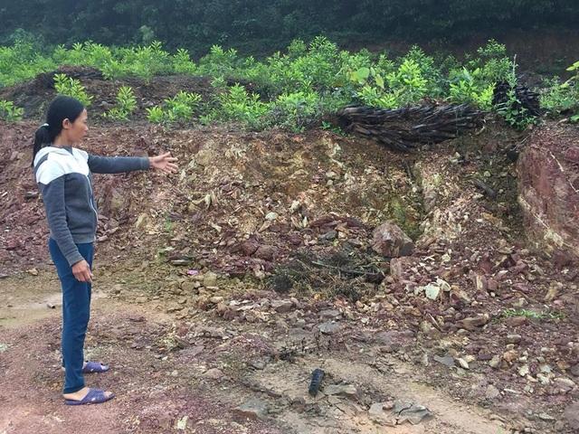 Chủ tịch tỉnh Hà Tĩnh chỉ đạo làm rõ vụ cháu bé chết oan ức dưới hố công trình! - 2