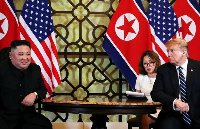 Cuộc gặp như phim viễn tưởng của lãnh đạo Mỹ - Triều tại Hà Nội - 2