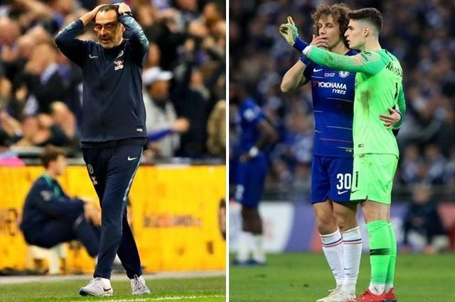 """HLV Chelsea lên tiếng về quyết định """"trảm"""" thủ môn Kepa"""