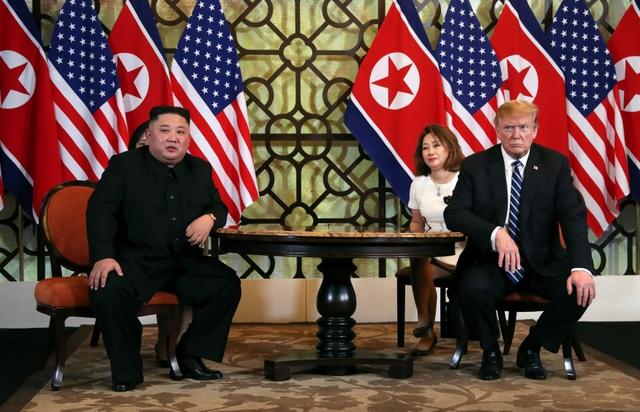 Cuộc gặp như phim viễn tưởng của lãnh đạo Mỹ - Triều tại Hà Nội - 5