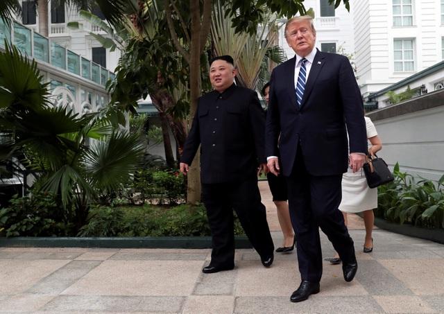 Cuộc gặp như phim viễn tưởng của lãnh đạo Mỹ - Triều tại Hà Nội - 7
