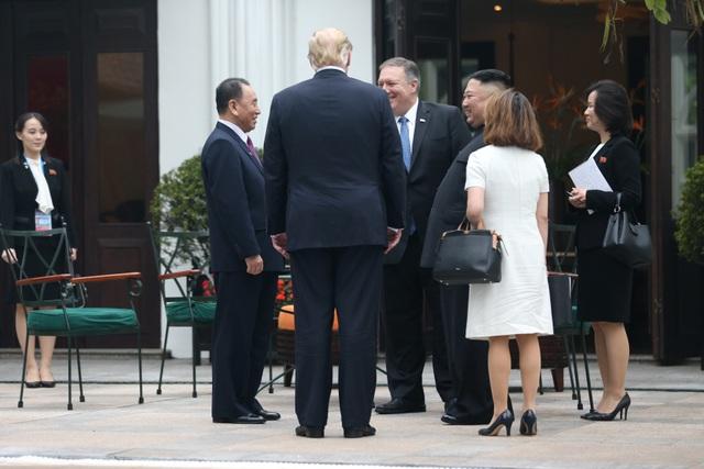 Cuộc gặp như phim viễn tưởng của lãnh đạo Mỹ - Triều tại Hà Nội - 8