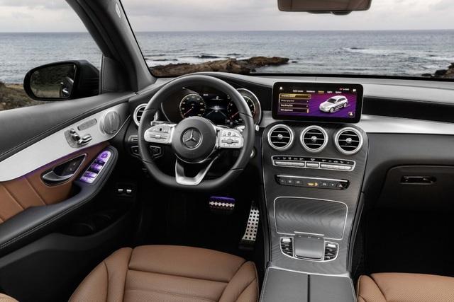 Mercedes-Ben GLC được trang bị động cơ mới - 9