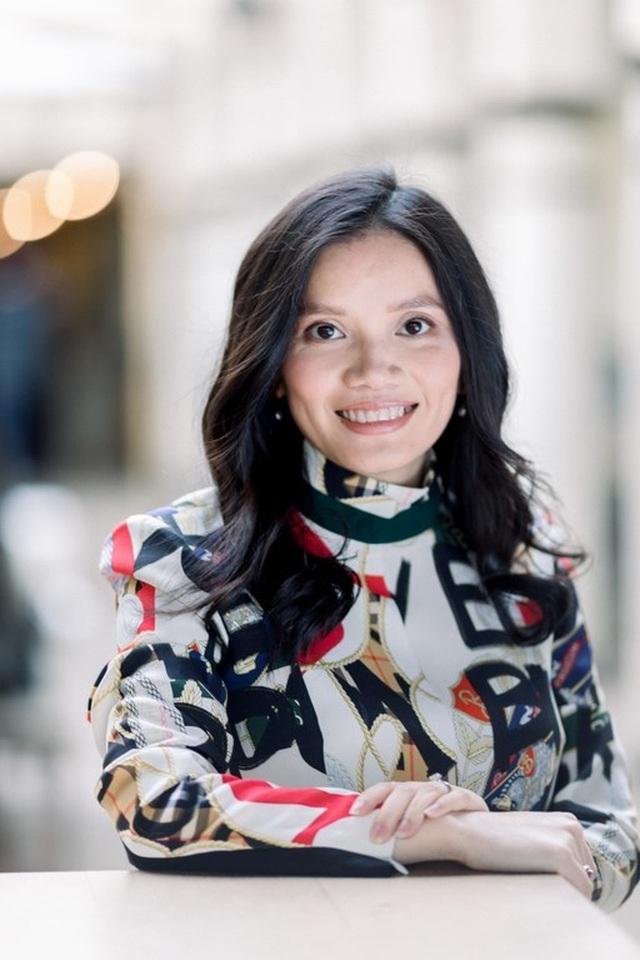 Cô gái Việt gọi vốn thành công 7 triệu USD từ Google và thung lũng Silicon - 1