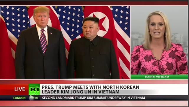 Phóng viên quốc tế bất ngờ khi thượng đỉnh Mỹ - Triều không đạt thỏa thuận - 4