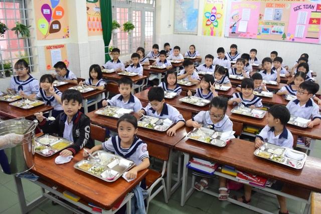 Chuẩn hóa thực đơn cho học sinh tiểu học bán trú Bình Thuận - 1