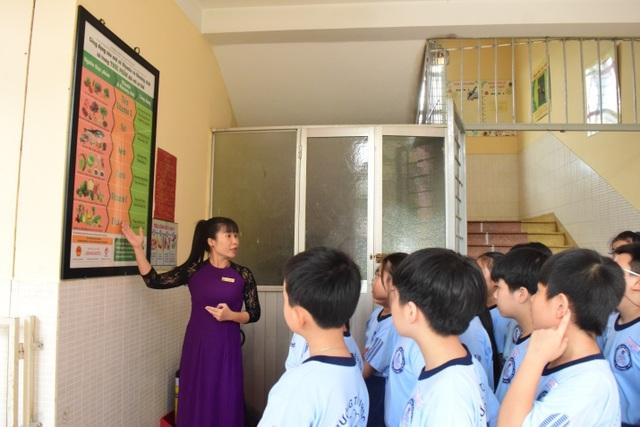 Chuẩn hóa thực đơn cho học sinh tiểu học bán trú Bình Thuận - 3