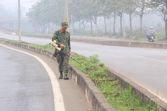 Kiểm tra an ninh tại khu công nghệ cao Hòa Lạc, chờ đón phái đoàn Triều Tiên - 1