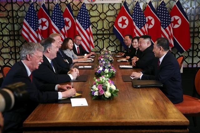 Ông Trump nói cuộc họp rất thành công, ông Kim tuyên bố sẵn sàng giải trừ hạt nhân - 1