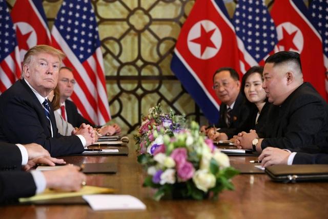 Ông Trump nói cuộc họp rất thành công, ông Kim tuyên bố sẵn sàng giải trừ hạt nhân - 2