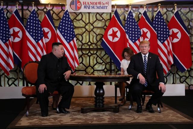 Ông Trump nói cuộc họp rất thành công, ông Kim tuyên bố sẵn sàng giải trừ hạt nhân - 28