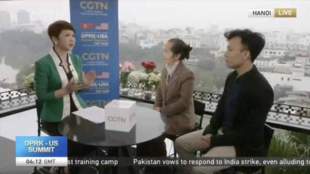 """Những trường quay """"cực chất"""" được lựa chọn ghi hình đưa tin hội nghị Thượng đỉnh Mỹ - Triều - 3"""
