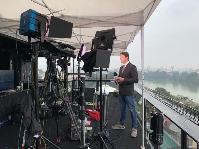"""Những trường quay """"cực chất"""" được lựa chọn ghi hình đưa tin hội nghị Thượng đỉnh Mỹ - Triều - 5"""