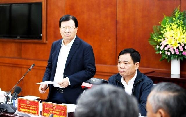 PTT Trịnh Đình Dũng - triển khai quyết liệt các biện pháp ngăn chặn dịch tả lợn Châu Phi.JPG