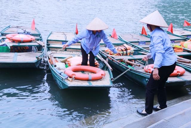 Ninh Bình sẵn sàng đón đoàn phóng viên quốc tế đến với di sản Tràng An - 2