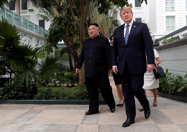 Ông Trump nói cuộc họp rất thành công, ông Kim tuyên bố sẵn sàng giải trừ hạt nhân - 22