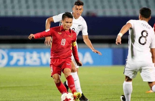 Thái Lan là chủ nhà, U23 Việt Nam rộng cửa tại vòng loại U23 châu Á - 1