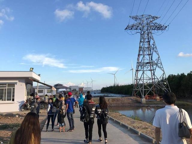 """""""Cánh đồng điện gió"""" Bạc Liêu trở thành điểm du lịch tiêu biểu ĐBSCL - 1"""