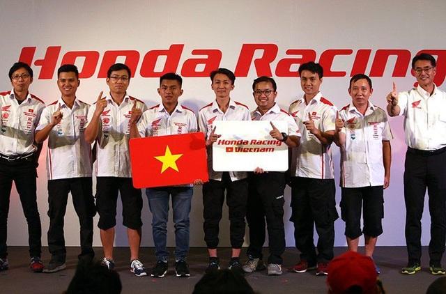 Đội đua Honda Racing Vietnam