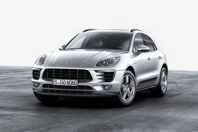 Porsche xác nhận sản xuất xe Macan chạy điện - 1