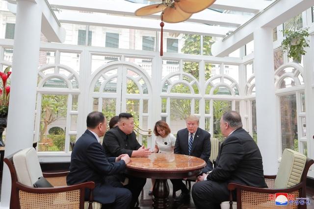 Dấu ấn của Tổng thống Trump và Chủ tịch Kim trong hai ngày thượng đỉnh  - 14
