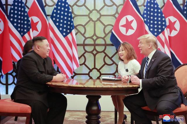 Dấu ấn của Tổng thống Trump và Chủ tịch Kim trong hai ngày thượng đỉnh  - 11