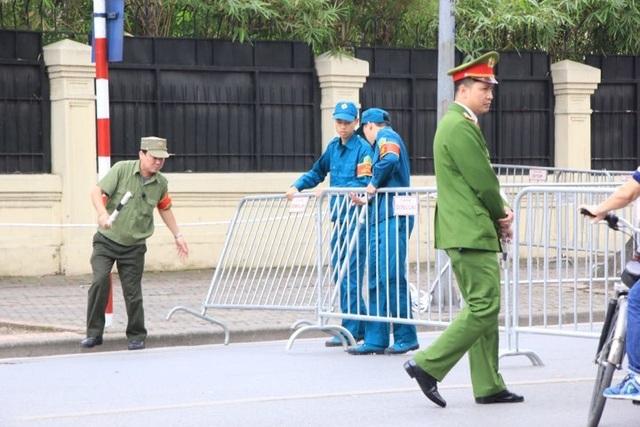 Lễ đón chính thức Chủ tịch Triều Tiên Kim Jong-un tại Phủ Chủ tịch - 11